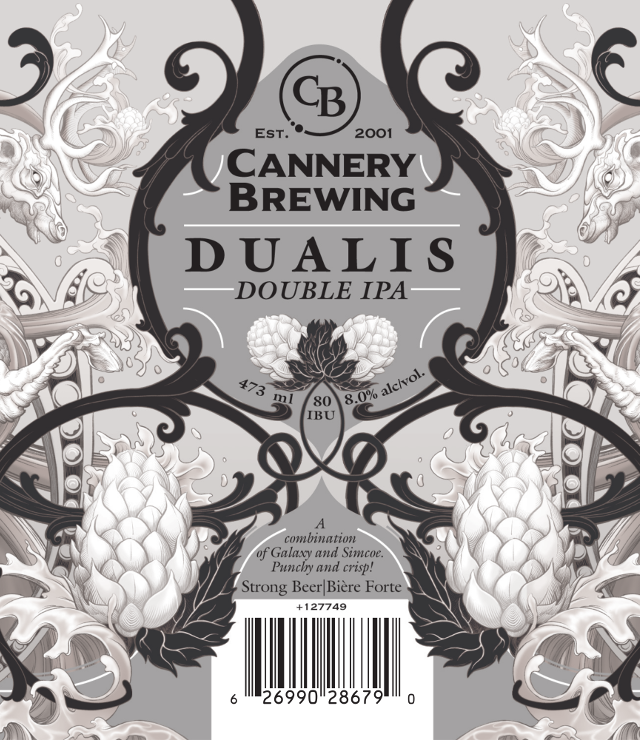 Dualis Double IPA