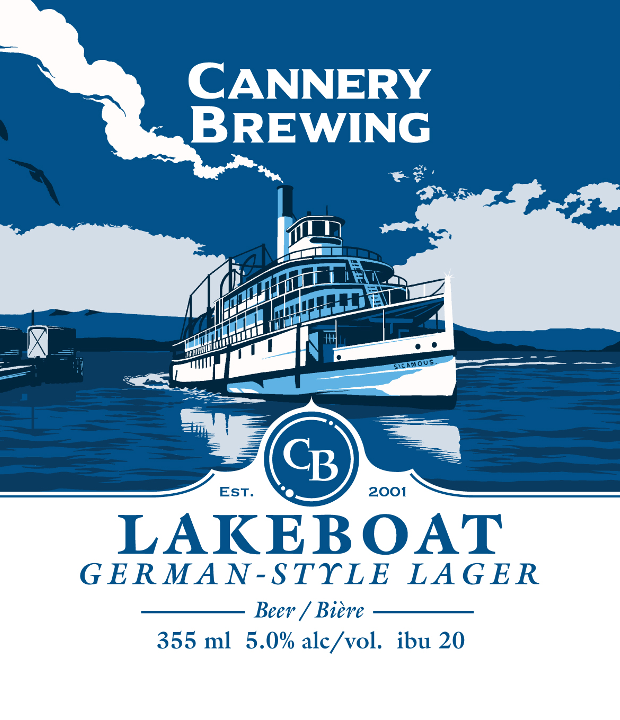 lakeboat lager
