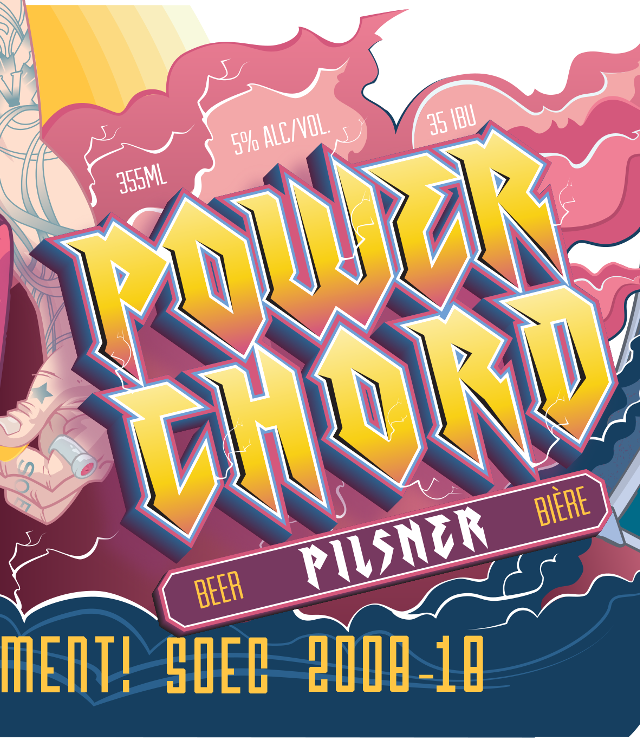 Power Chord Pilsner