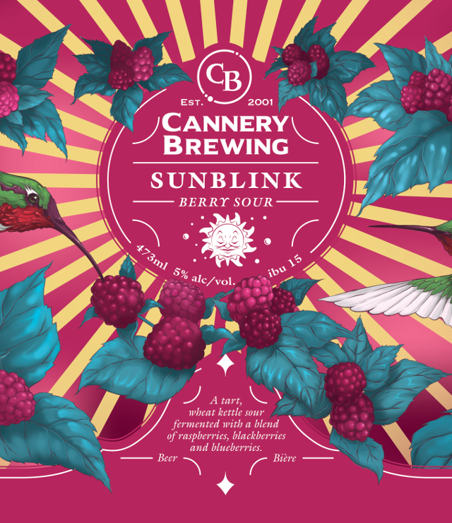 Sunblink Berry Sour