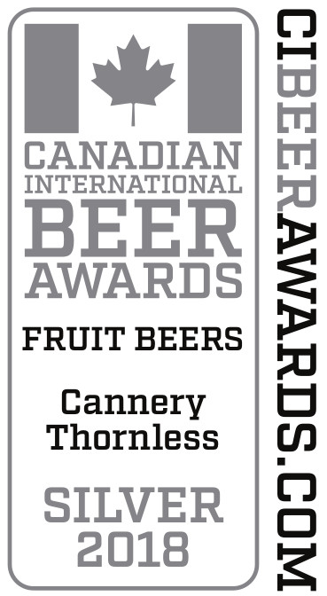 Blackberry Porter Silver Award